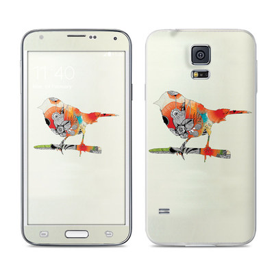 Samsung Galaxy S5 Skin - Little Bird