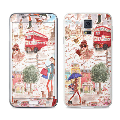 Samsung Galaxy S5 Skin - London