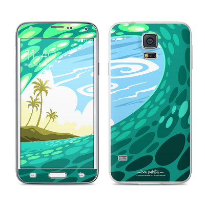 Samsung Galaxy S5 Skin - Lunch Break
