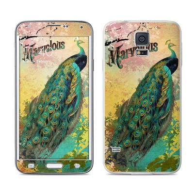 Samsung Galaxy S5 Skin - Marvelous
