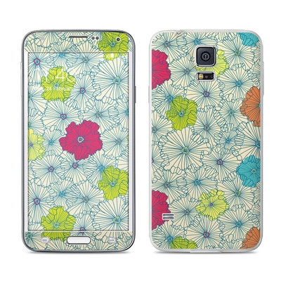 Samsung Galaxy S5 Skin - May Flowers