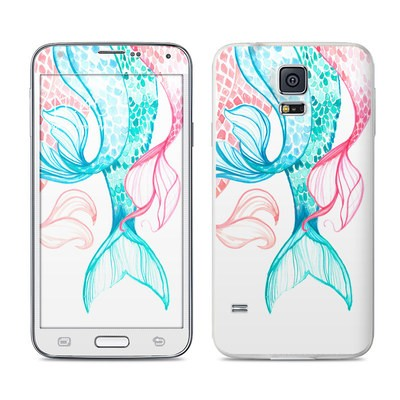 Samsung Galaxy S5 Skin - Mermaid Tails