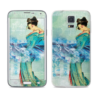 Samsung Galaxy S5 Skin - Magic Wave