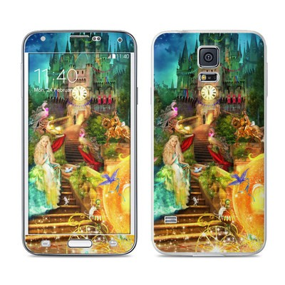 Samsung Galaxy S5 Skin - Midnight Fairytale