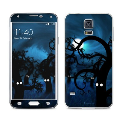 Samsung Galaxy S5 Skin - Midnight Forest