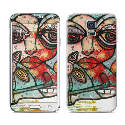 Samsung Galaxy S5 Skin - Mine