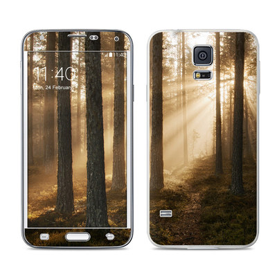 Samsung Galaxy S5 Skin - Misty Trail
