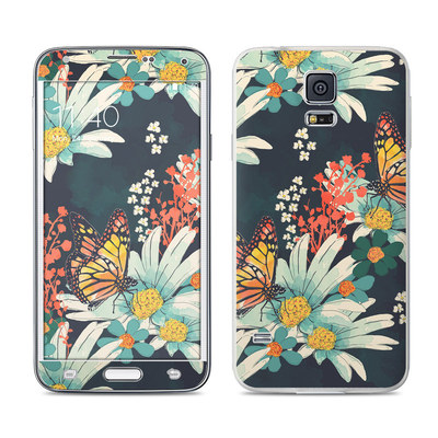 Samsung Galaxy S5 Skin - Monarch Grove
