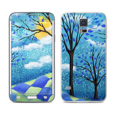 Samsung Galaxy S5 Skin - Moon Dance Magic