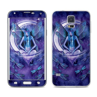 Samsung Galaxy S5 Skin - Moon Fairy