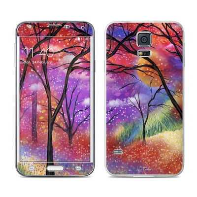 Samsung Galaxy S5 Skin - Moon Meadow