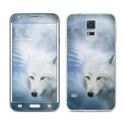 Samsung Galaxy S5 Skin - Moon Spirit