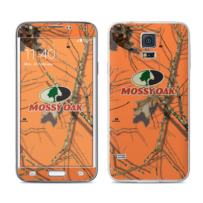 Samsung Galaxy S5 Skin - Break-Up Lifestyles Autumn