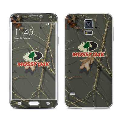 Samsung Galaxy S5 Skin - Break-Up Lifestyles Evergreen