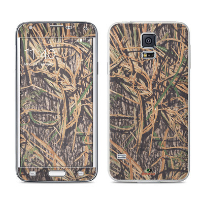 Samsung Galaxy S5 Skin - New Shadow Grass