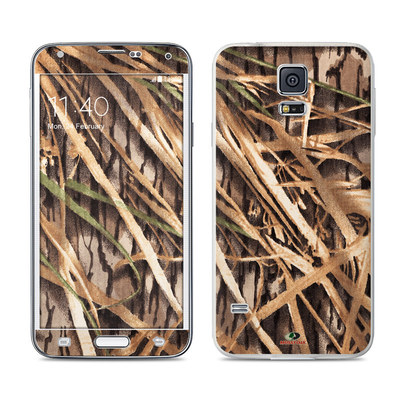 Samsung Galaxy S5 Skin - Shadow Grass