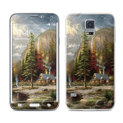 Samsung Galaxy S5 Skin - Mountain Majesty
