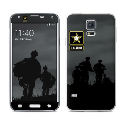 Samsung Galaxy S5 Skin - Night Action