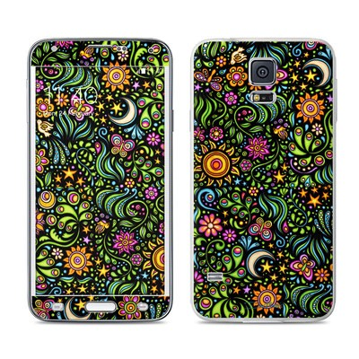 Samsung Galaxy S5 Skin - Nature Ditzy