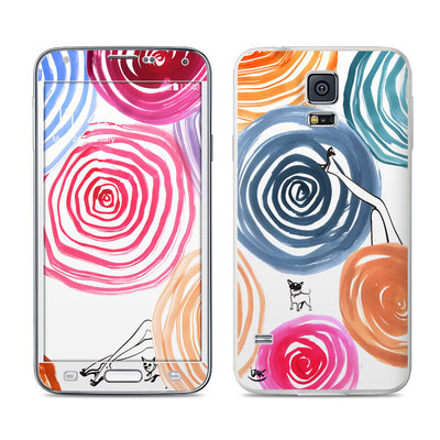 Samsung Galaxy S5 Skin - New Circle