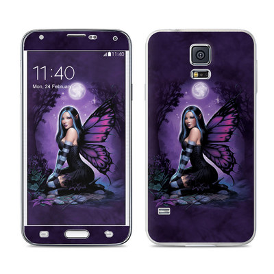 Samsung Galaxy S5 Skin - Night Fairy