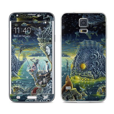 Samsung Galaxy S5 Skin - Night Trawlers