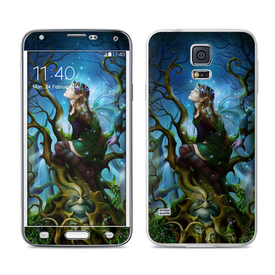 Samsung Galaxy S5 Skin - Nightshade Fairy