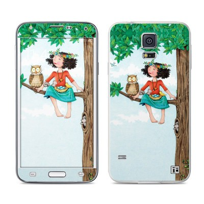 Samsung Galaxy S5 Skin - Never Alone