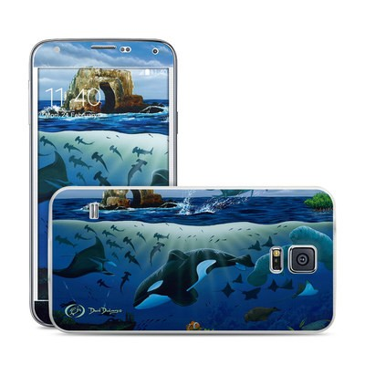 Samsung Galaxy S5 Skin - Oceans For Youth