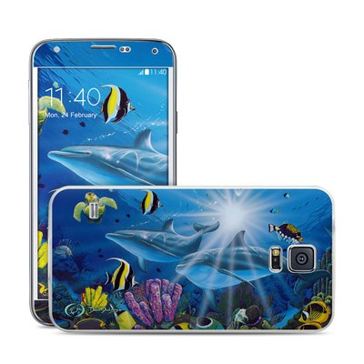Samsung Galaxy S5 Skin - Ocean Friends