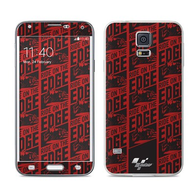 Samsung Galaxy S5 Skin - On the Edge