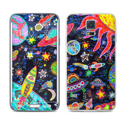 Samsung Galaxy S5 Skin - Out to Space