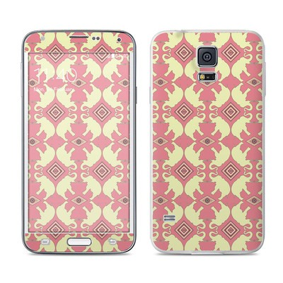 Samsung Galaxy S5 Skin - Parade of Elephants