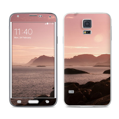 Samsung Galaxy S5 Skin - Pink Sea