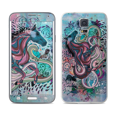 Samsung Galaxy S5 Skin - Poetry in Motion