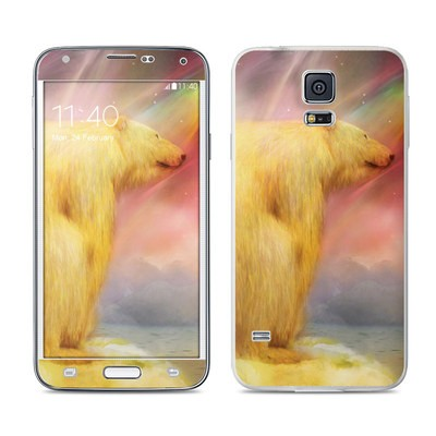Samsung Galaxy S5 Skin - Polar Bear