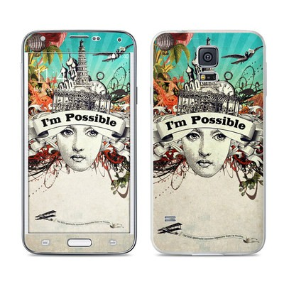 Samsung Galaxy S5 Skin - Possible