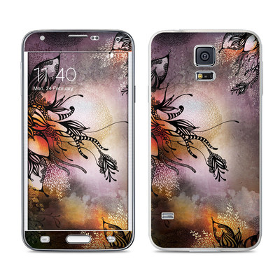 Samsung Galaxy S5 Skin - Purple Rain