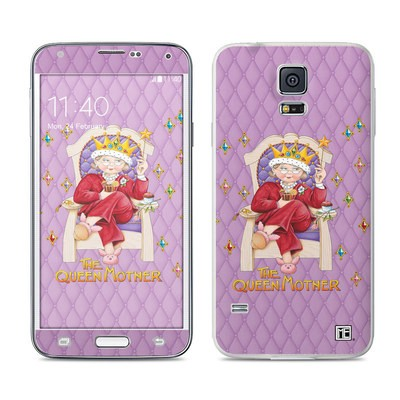 Samsung Galaxy S5 Skin - Queen Mother