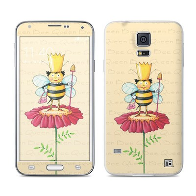 Samsung Galaxy S5 Skin - Queen Bee