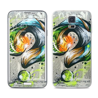 Samsung Galaxy S5 Skin - Question