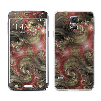 Samsung Galaxy S5 Skin - Reaching Out