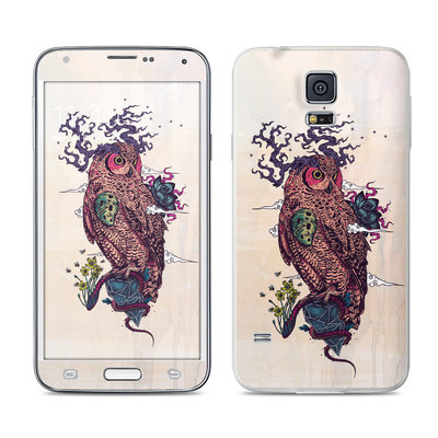 Samsung Galaxy S5 Skin - Regrowth