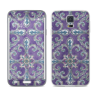 Samsung Galaxy S5 Skin - Royal Crown
