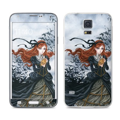 Samsung Galaxy S5 Skin - Raven's Treasure