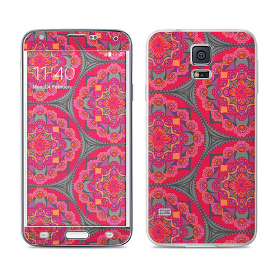 Samsung Galaxy S5 Skin - Ruby Salon