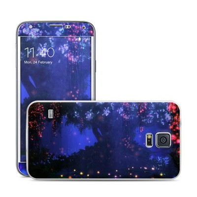 Samsung Galaxy S5 Skin - Satori Night