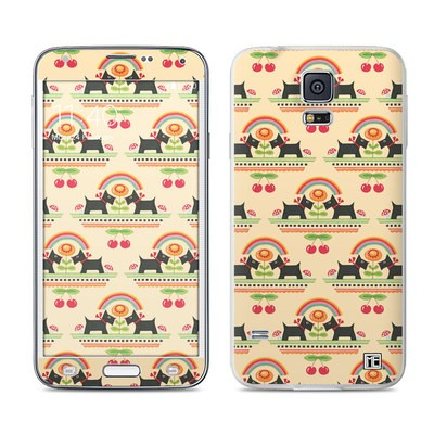 Samsung Galaxy S5 Skin - Scotties