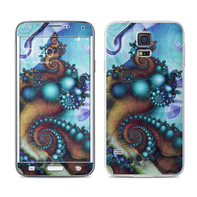 Samsung Galaxy S5 Skin - Sea Jewel
