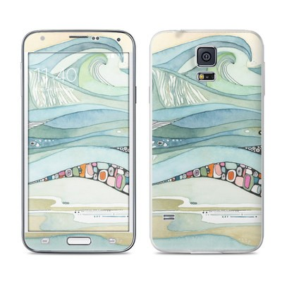 Samsung Galaxy S5 Skin - Sea of Love